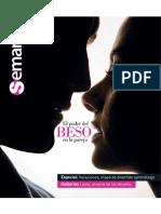Portada Informe sobre el beso