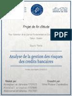 PFE Analyse de La Gestion Des Risques Des Credits Bancaire-3