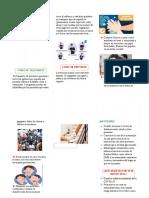 folleto covid 19
