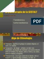 La psicoterapia de la GESTALT.ppt