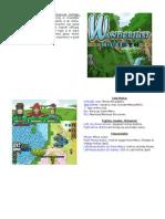 Wanderlust Manual