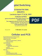 Cellular & PCS