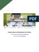 CURSO BÁSICO ENTRENADOR DE FÚTBOL