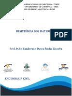 RESISTÊNCIA DOS MATERIAIS 1