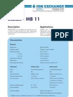 MB 11 Brochure
