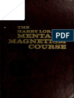 Mental Magnetism Course by Harry Lorayne.pdf