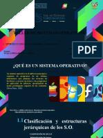 1 - INTRUDUCCIÓN A LOS SISTEMAS OPERATIVOS