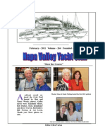 February 2011 nvyc newsletter