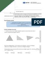 Classificação de Triângulos e Paralelogramos-2