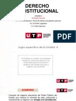 7.- Forma de estado y de gobierno peruano