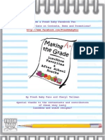 Fresh Baby Making The Grade eBook
