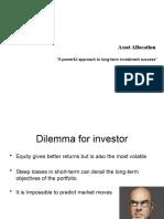 Asset Allocation_deepten