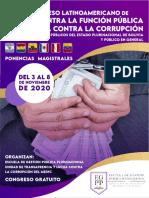 CONGRESO LATINOAMERICANO DE DELITOS Y CORRUPCION-RA2