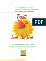 Fresh Baby Treats that Beat The Heat eBook