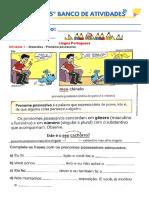 Folha de atividade Português -5º ano 5 Bloco -.docx