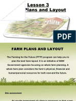 Farm Layout and design