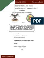 El cumplimiento de las obligaciones tributarias en agencias de viaje.pdf