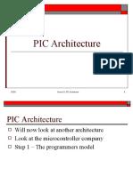 Lect 21 -PIC Architecture