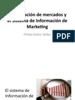 Fund. de Mark. -SIM e Investigación de Mercados-