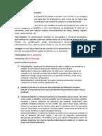 Conceptos de lengua española