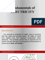 1. FUNDAMENTALS OF ELECTRICITY