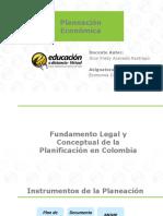 PLAN DE DESARROLLO COLOMBIA Unidad No. 3