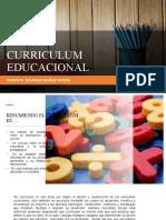 Curriculum Educacional II