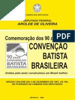 Convenção Batista Brasileira 1998
