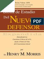 Biblia de Estudio del Defensor by Henry M. Morris.pdf
