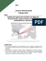 Trabajo Final Comercio Internacional (Blackboard) (COVID19)