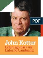 L1 Liderazgo para un entorno cambiante JKotter