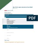 APIA - services agricoles