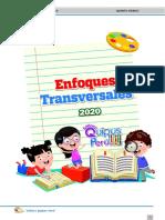 3.- Enfoques Transversales 2020 - Editora Quipus Perú