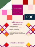 Organizacion. administracion