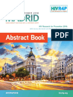 HIVR4P2018 - Abstract USB Book