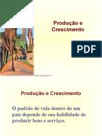 Investimento em Bens de Capital e Aumento da Produtividade