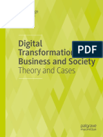 2020 Digital Transformation in Business and Society - Theory and Cases Springer International Publishing;Palgrave Macmillan