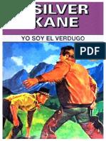 CALc0259 - Silver Kane - o soy el verdugo