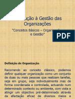 Organização - Definição, conceito e tipos de organizações