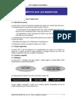 IAS 12 Impôt sur le résultat 2018