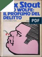 Rex Stout - Nero Wolfe dietro le sbarre