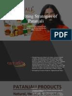 Marketing Strategies of patanjali.pptx