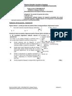 Varianta 10 - Subiecte informatica intensiv Pascal Bacalaureat 2008