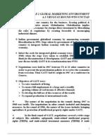 6 Chap - Module 2 - WTO & UNCTAD