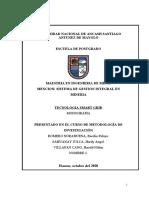 Tecnologia smart Grid  - Monografia
