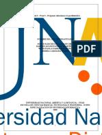 Unidad 2 – Paso 3 – Proponer soluciones a la problemática  OPCION DE GRADO Jorge  New UNAD 2020
