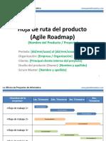 1. PMOInformatica Plantillas Scrum Hoja de ruta del producto