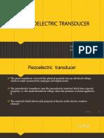 piezoelectrictransducer