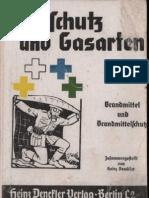 Gasschutz und  Gasarten - Brandmittel und Brandschutz - Heinz Denckler
