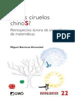 Y los ciruelos chinos. Retrospectiva ácrona de un profesor de matemáticas.pdf